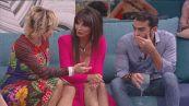 Miriana si confronta con Carmen e Gianmaria