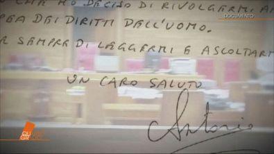 Caso Ragusa: la lettera di Antonio Logli