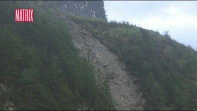 I danni del maltempo in montagna
