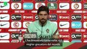 """Portogallo, Ruben Neves: """"CR7 inceppato? Non scherziamo..."""""""
