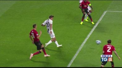 La Juve è super Lezione a Mourinho