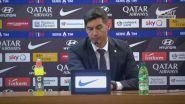 "Roma, Fonseca: ""È tornato il vero""Mkhitaryan"""