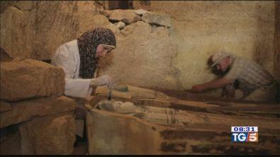 Affiorata una nuova tomba in Egitto