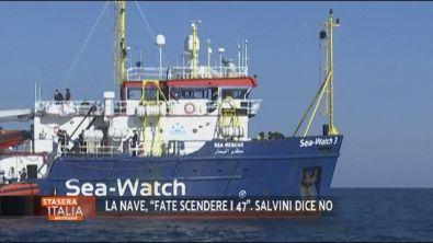 """Il dramma della """"Sea Watch"""""""