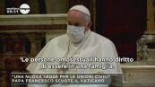 Papa Francesco scuote il Vaticano