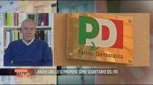 Grillo si propone come Segretario del PD