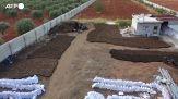 Siria, rifiuti di olive per creare carburante