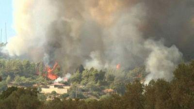 Incendi in Turchia, otto le vittime. Arrivano aiuti da Ue