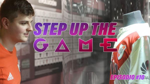 Step up the game, episodio 10: un calciatore virtuale