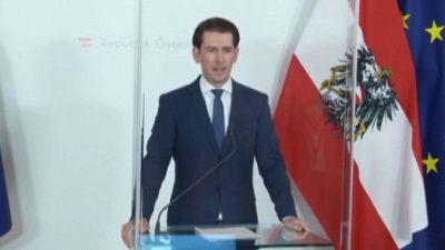 Austria, Kurz indagato per falso davanti commissione Ibiza-gate