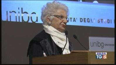 Laurea Honoris Causa a Liliana Segre
