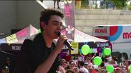 Michele Bravi e l'incidente stradale