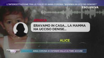 Denise Pipitone: l'intercettazione tra le figlie di Anna Corona