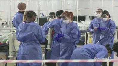 Coronavirus: aumenta il numero di vittime anche in Gran Bretagna