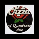 Pizza  Al Quadrato due