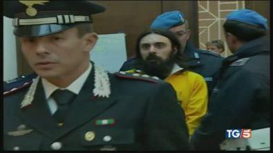 Luca Delfino in cella confida altri delitti