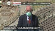 In diretta il sindaco di Taormina