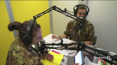 Arriva la radio dell'Esercito