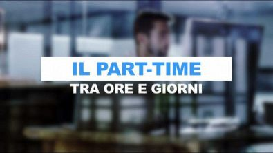 Ecco la differenza tra il part time orizzontale e verticale