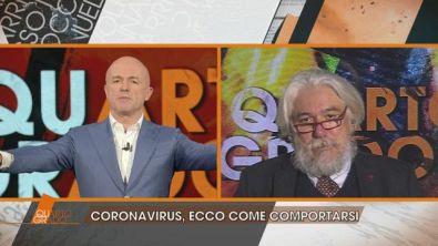 Coronavirus: il panico non aiuta