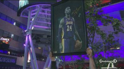 Kobe Bryant, identificato il corpo