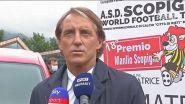"""Mancini: """"Più gente allo stadio"""""""