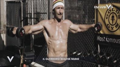 Walter Nudo il guerriero