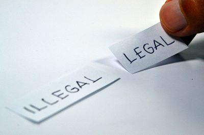 Cose LEGALI (e ILLEGALI) che non sapevi