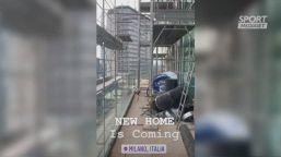 Wanda svela la nuova casa
