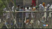 Nuovo record di sbarchi, emergenza a Lampedusa