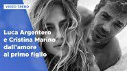 Luca Argentero e Cristina Marino, dal grande amore al primo figlio