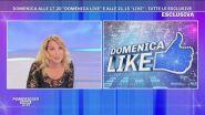 """Le anticipazioni di """"Domenica Live"""" - 1 marzo"""