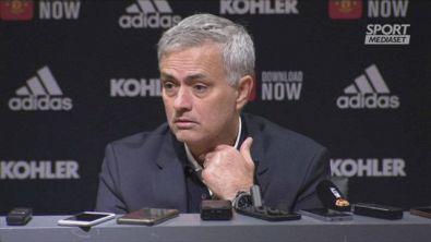 """Mou: """"Lo United aveva più voglia di noi"""""""