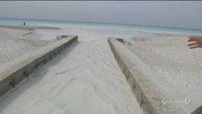 Le spiagge bianche di Rosignano