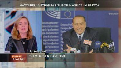 L'appello di Silvio Berlusconi
