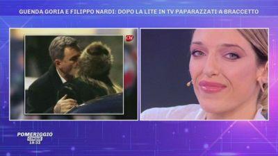 Guenda Goria e Filippo Nardi: c'è del tenero?