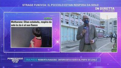 Strage funivia: il piccolo Eitan respira da solo
