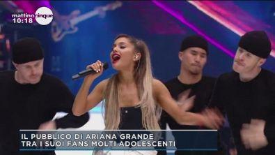 Chi è Ariana Grande?