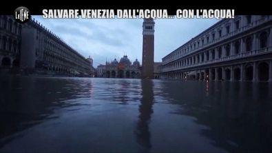 GOLIA: Il Mose e Venezia: si può salvare la città dall'acqua con l'acqua?