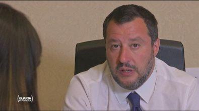 Fondi russi alla Lega, le risposte di Salvini
