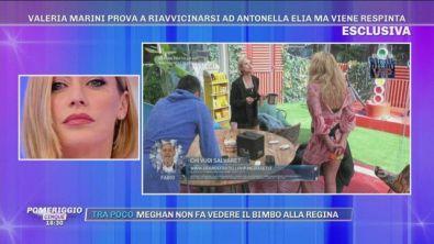 GFVIP, pace impossibile tra Valeria Marini e Antonella Elia