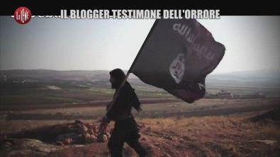 TRINCIA: Il blogger testimone dell'orrore