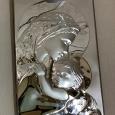 OREFICERIA OROLOGERIA LA PEPITA Quadro in argento