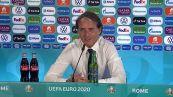 "Europei, Mancini: ""Noi favoriti? Mancano solo sei partite, e' ancora lunga"""