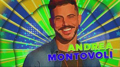 Andrea Montovoli: la clip di presentazione