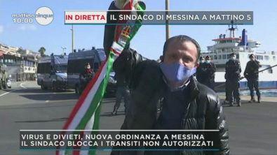 Covid-19: Il Consiglio di Stato blocca il Sindaco di Messina