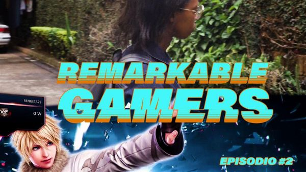 Remarkable Gamers: la regina di Tekken