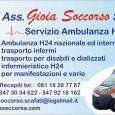 ASSOCIAZIONE GIOIA SOCCORSO SCAFATI reperibilità h24