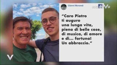 Gianni Morandi: le emozioni della mia vita