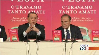 Berlusconi a tutto campo